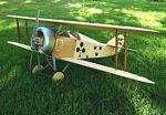 Tummelisa  N069 - Sport 1/6 scale Golden Age Swedish trainer Model Airplane Kit